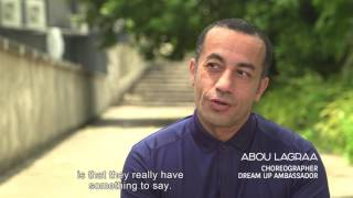 Dream Up in Singapore with Abou Lagraa (5:11')
