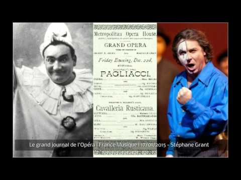 Roberto Alagna   Radio - About PAGLIACCI @TheMetOpera, from Caruso to Alagna