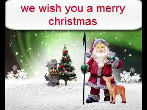 we wish you a merry christmas song on piano- youtube sound effects ...