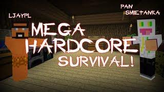 1 minecraft pan śmietanka z jaskiniowcem mega hardkorowy survival