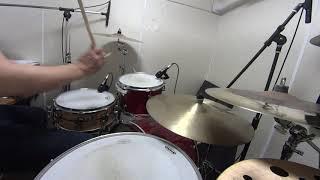 TOTO all us boys drum cover 叩いてみた ドラムカバー