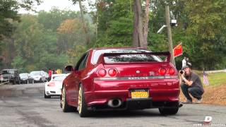 Nissan R33 GT-R V-Spec // Driven By Purpose