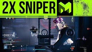 DOUBLE SNIPER:The Ultimate Killing Machine - Destiny