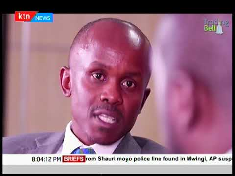 Centum Investment Company Group CEO, James Mworia | TRADING BELL