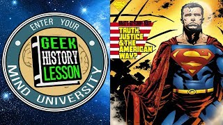 Best Comic Book Issues of All Time - Geek History Lesson