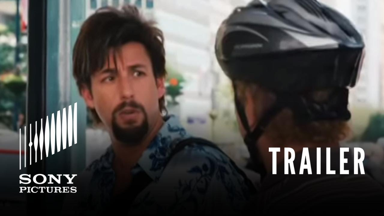 Watch The Trailer For You Don T Mess With The Zohan Youtube