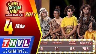 THVL   Cười xuyên Việt – Tiếu lâm hội 2017: Tập 4 – Mùa