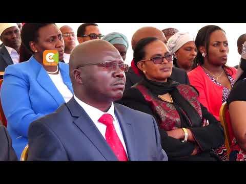 Mawaziri wapya waapishwa katika ikulu ya Nairobi