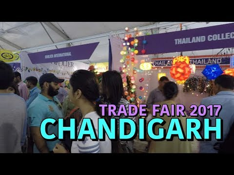 Trade Fair 2017 Chandigarh | Walking POV