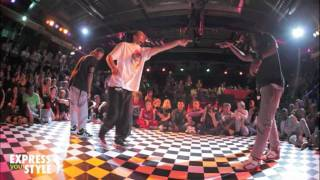 Hip Hop Final Express Your Style 2011 U.K. & Aldo Vs P-Dog & Prince