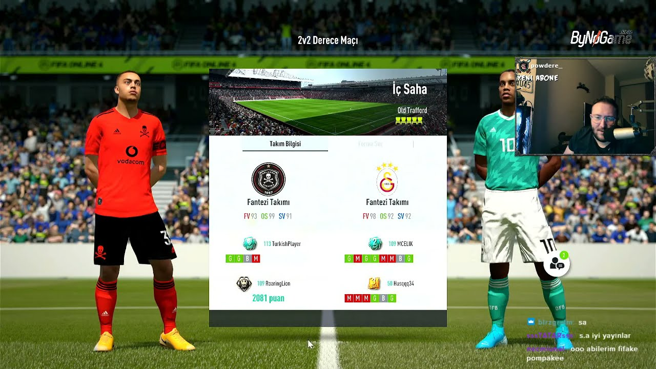 Fifa Online 4 Super Champions Time ! Akıyoruz
