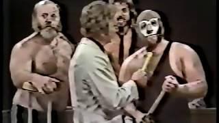 Memphis Wrestling July 25 - September 12, 1981 (Memphis Gang Wars Explodes)