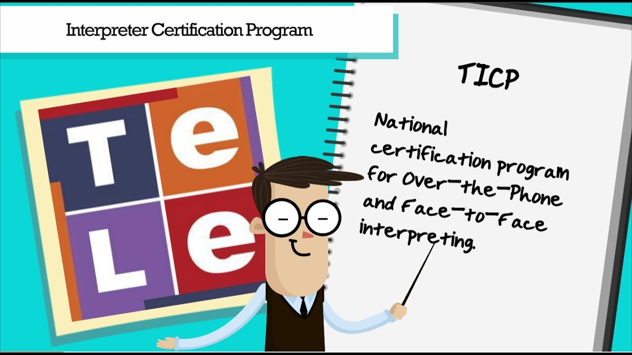 National interpreter certification program telelanguage youtube national interpreter certification program telelanguage 1betcityfo Images
