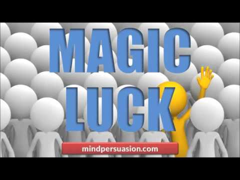 Magic Luck   Everything Falls Into Place   Prosperity Love Perfect Life   256 Voices