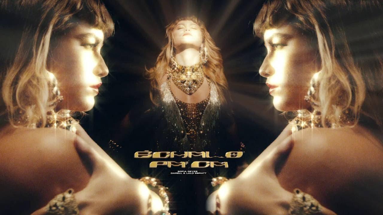 Sofia Reyes x Darell x Lalo Ebratt  -  Échalo Pa' Ca [Official Music Video]