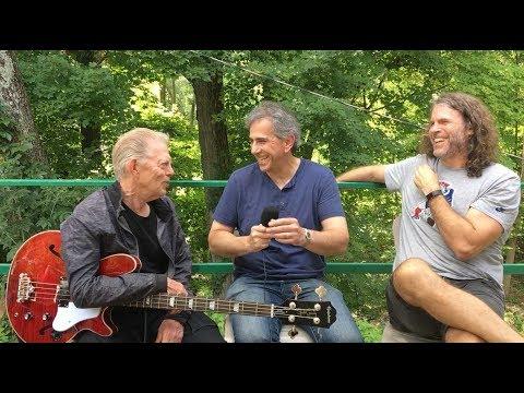 Jack Casady and Tim Lefebvre Interview
