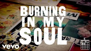 Matt Maher - Burning In My Soul ( Lyric)