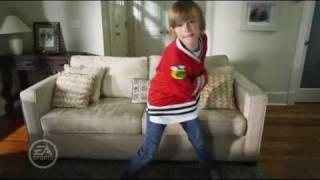 NHL Slapshot (Wii) - Peewee to Pro Trailer