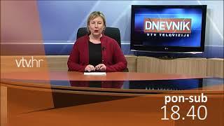VTV Dnevnik najava 19. veljače 2018.
