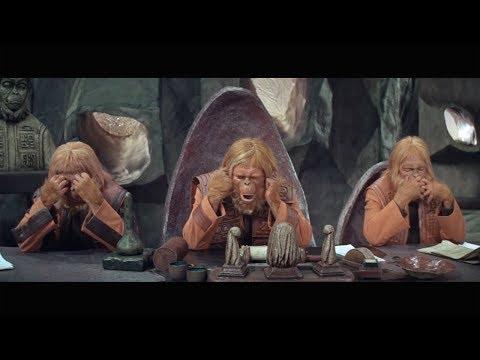 Crítica de El planeta de los simios [El Espectador]