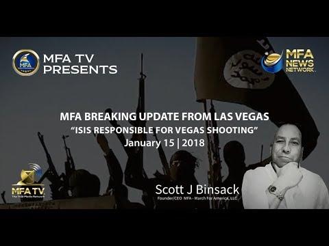 BREAKING MFA NEWS - ISIS RESPONSIBLE FOR VEGAS SHOOTING