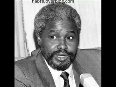 Président du tchad Hissein Habre Michillami