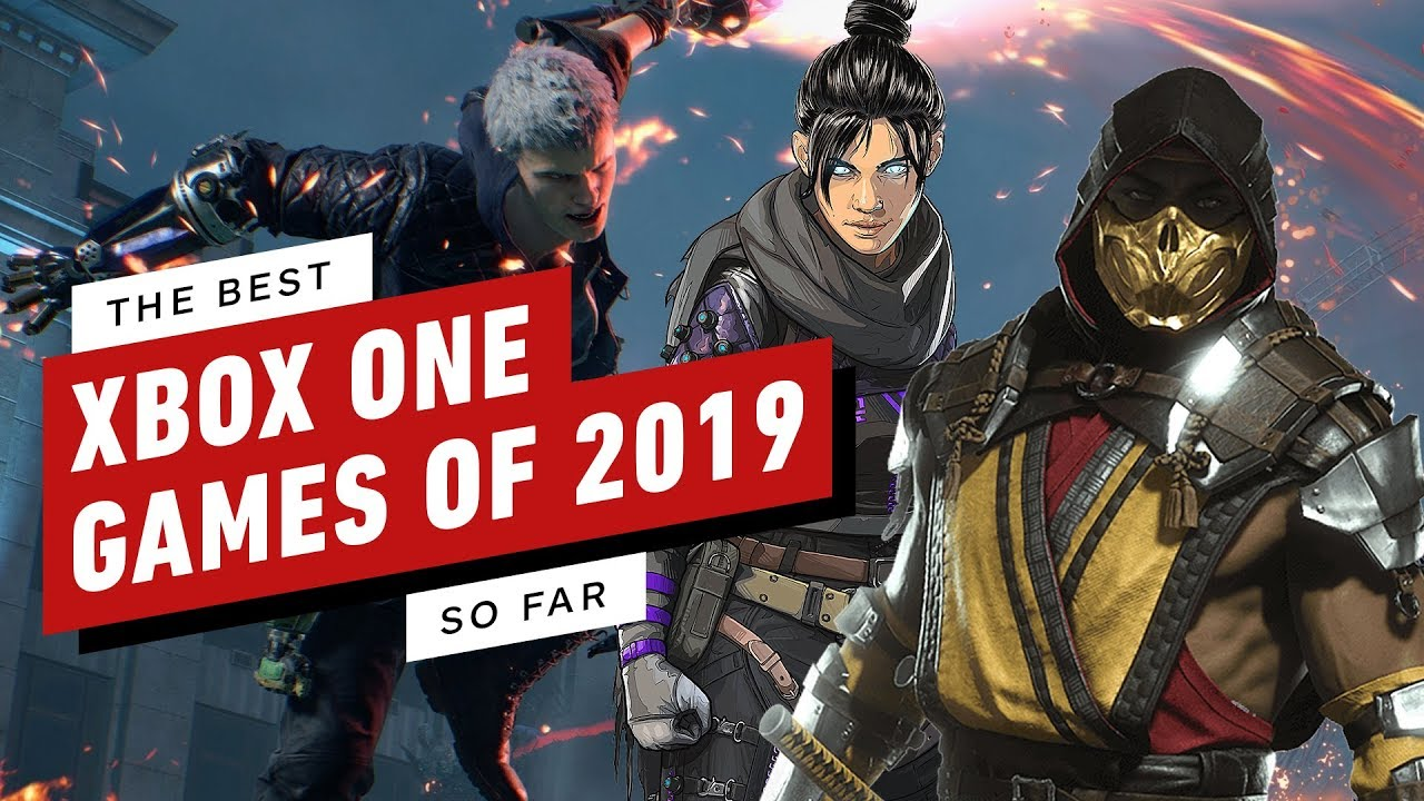 The Best Xbox One Games Of 2019 So Far Youtube