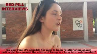 College Women On Red Pill Theory of 'Spinning Plates'   - Red Pill Interviews
