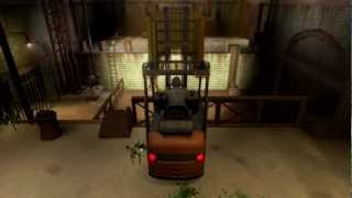 Alone in the Dark: Inferno [Part 5] Forklift Busters!