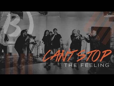 Can't Stop The Feeling by Justin Timberlake Live...