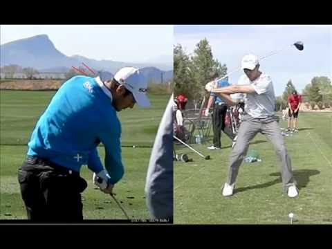 How to hold lag for a more powerful golf swing
