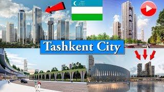 Tashkent City да айнан нималар қурилади