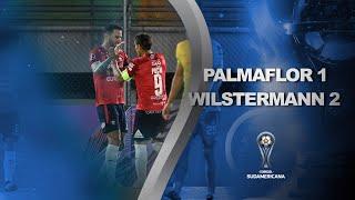 Palma Flor vs. Jorge Wilstermann [1-2] | RESUMEN | Primera Fase | VUELTA | CONMEBOL Sudamericana