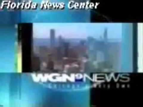 WGN-TV news opens