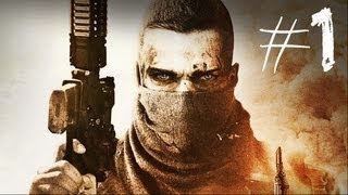 Spec Ops The Line - Gameplay Walkthrough - Part 1 - Mission 1 - HEART OF DARKNESS thumbnail