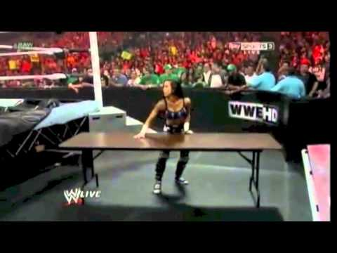 CM Punk and AJ Ft. John Cena - Give Him Up