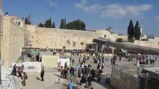 Послание из Иерусалима. Стена Плача. О чём попросите Вы?
