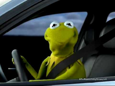 Bmw 1 Series Commercial With Kermit
