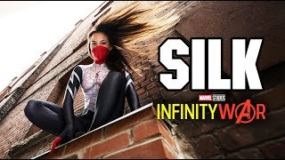 Video ¿Confirmada SILK en AVENGERS: INFINITY WAR? Posible Spider-Verse del UCM... download MP3, 3GP, MP4, WEBM, AVI, FLV Agustus 2018