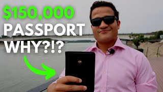 Why I Bought a Paṡsport for $150,000 | Citizenship by Investment Explained