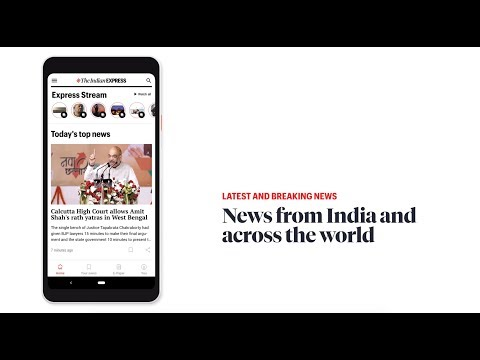 India News Headlines Epaper Indian Express Apps On Google Play