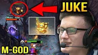 Miracle Knows How to Control His Healing Ward Juke Like A Boss