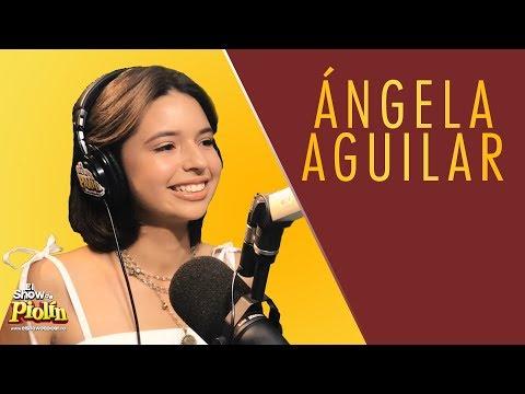 脕ngela Aguilar en El Show de Piol铆n