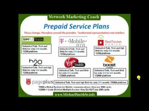 Postpaid and Prepaid Wireless Training for Vitel Wireless with Dr. Michael Smith Sr.