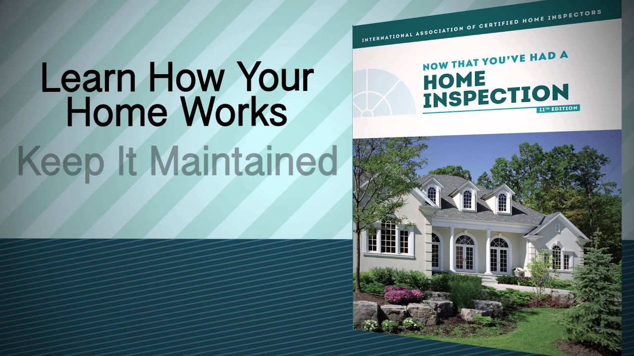 Home Maintenance Book for Homeowners