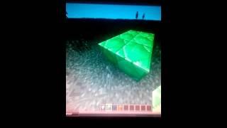 minecraft renkli fener ışığın yapımı