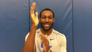 Eyewitness Accounts: Malik Monk posterized Kentucky teammate