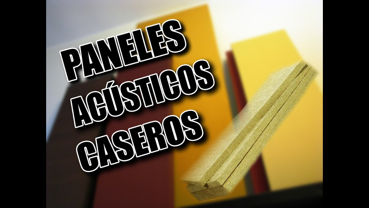 paneles ac sticos caseros youtube