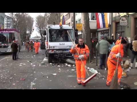 Balayeuse Dulevo 5000 / Street Sweeper, Balai de Rue, Street Cleaner, Road Sweeper, Varredeira