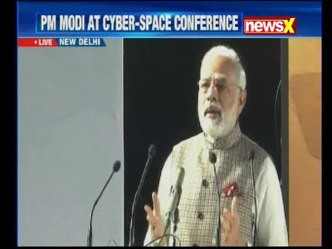 Global community needs to approach issue of cyber-security with confidence: PM Modi